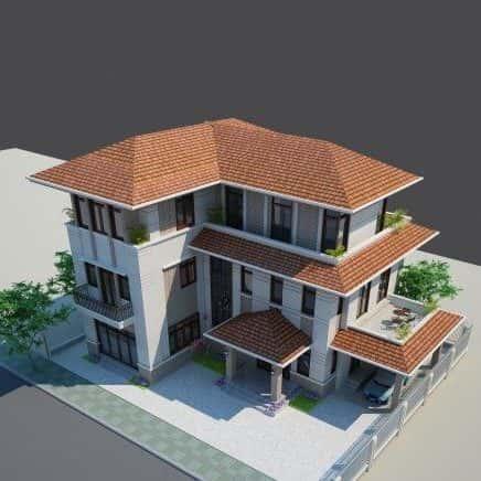 Dự án triển khai Kiến trúc thiết kế