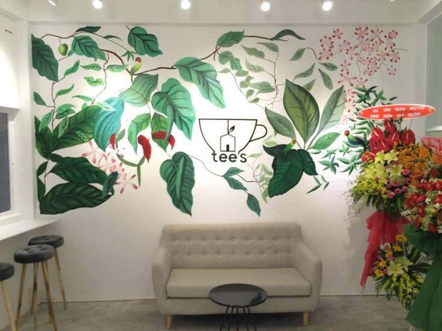 ve tranh tuong dep 19 e1622715726997 - Vẽ tranh tường phòng khách đẹp