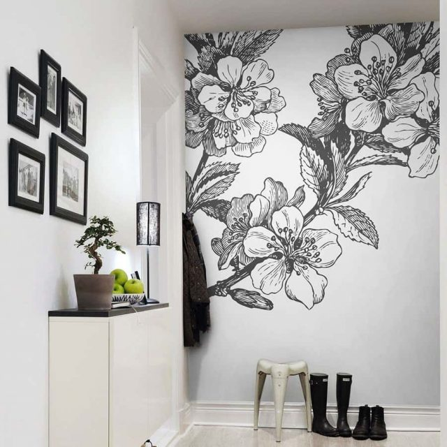 ve tranh tuong mau e1623308873122 - Vẽ tranh tường phòng ngủ đẹp ấn tượng