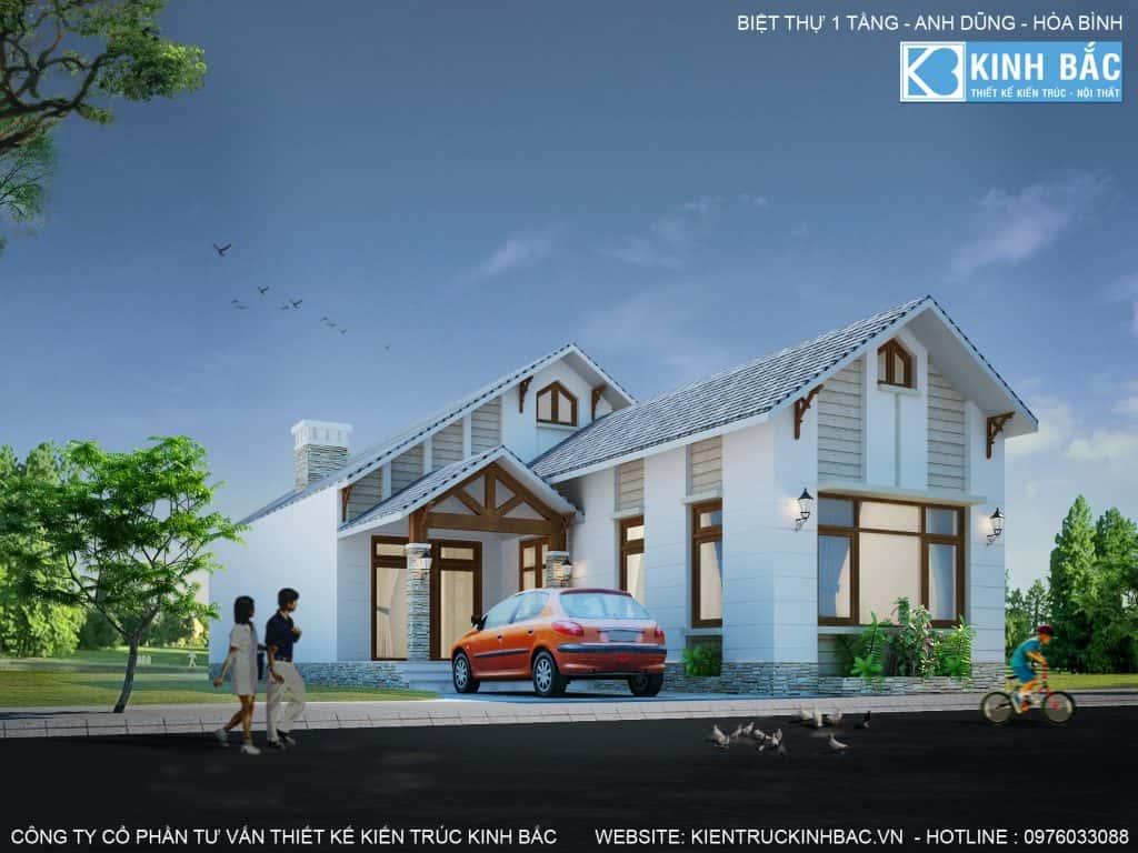 A dung hb1 1024x768 - Thiết kế nhà 1 tầng đẹp