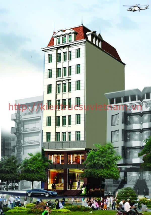 Khan mi li dep - Thiết kế khách sạn mini