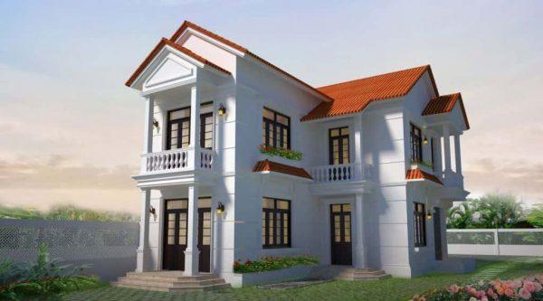 bo suu tap mau thiet ke nha 2 tang dep e1593916909646 - Thiết kế nhà 2 tầng đẹp