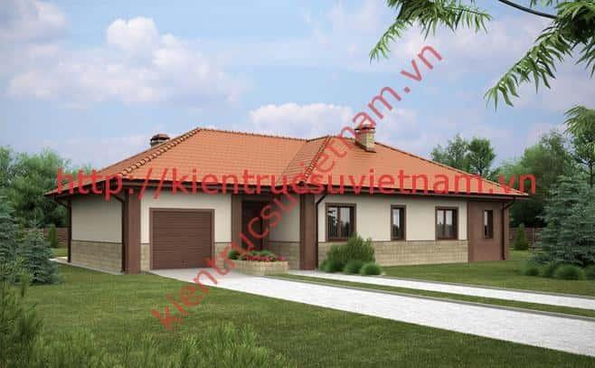 cac ma nha 1 tret dep 00145 - 25 Mẫu thiết kế nhà đẹp hiện đại nhiều người thích thú