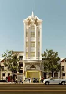 khach san dep 2 210x300 - Thiết kế khách sạn tại Nha Trang