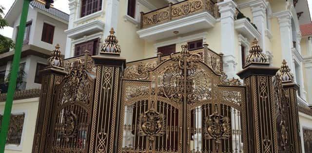 Mẫu thiết kế biệt thự đẹp ở Hà Nội