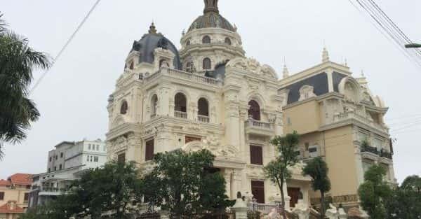 Tư vấn mẫu thiết kế biệt thự đẹp ở Trà Vinh