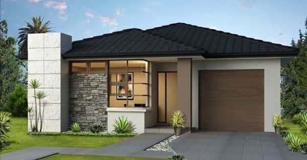 15 Mẫu thiết kế nhà 1 tầng đẹp phong cách hiện đại