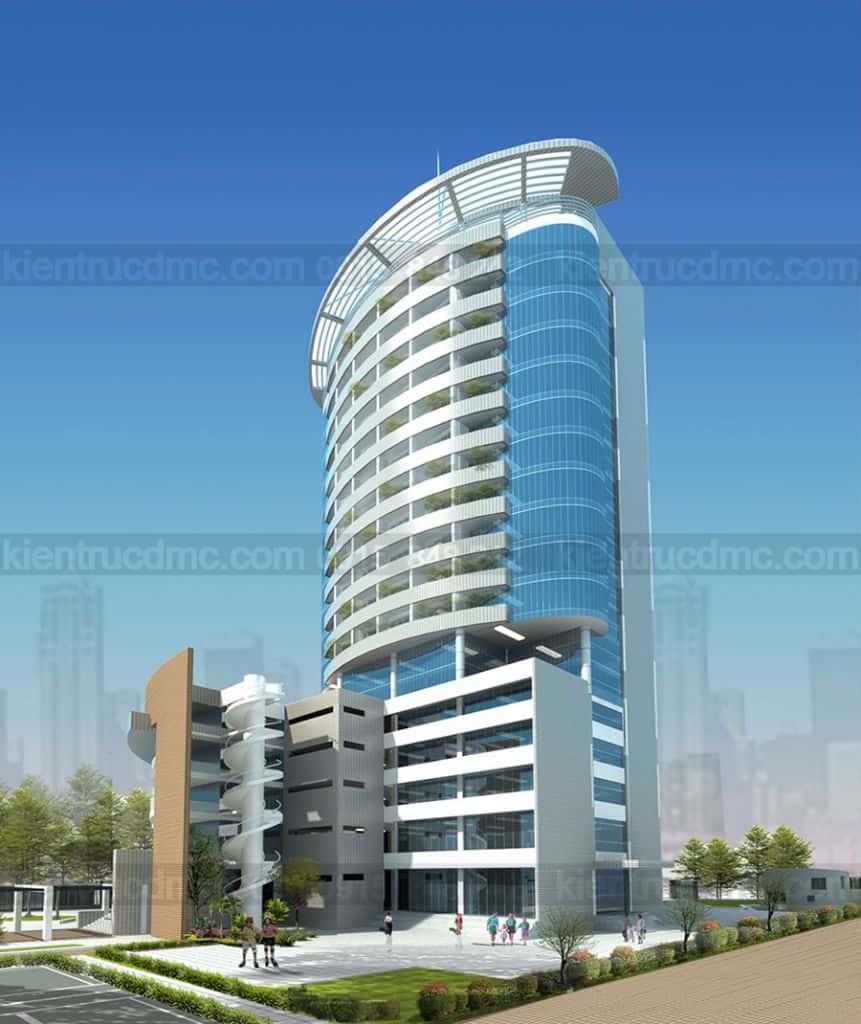 mau khach san dep 2 sao thiet ke khach san 5 sao quang dung phoi canh 2 - Thiết kế khách sạn 2 sao