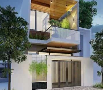 Nhà 2 tầng đẹp khiến nhiều người thích thú muốn xây