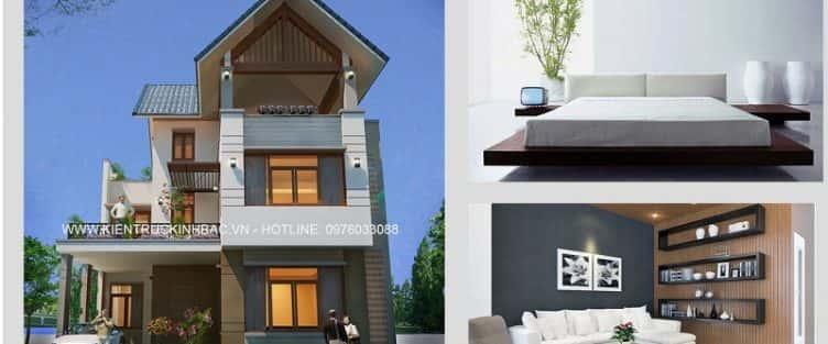 Bộ sưu tập mẫu thiết kế nhà 2 tầng đẹp