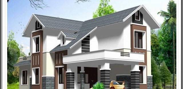 12 Mẫu thiết kế nhà mái thái đẹp 1,2,3 tầng