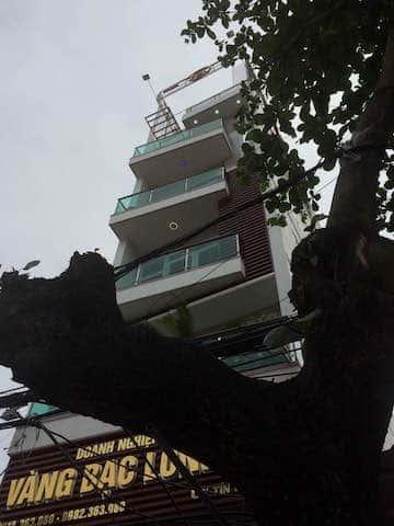 nha 5 tang dep ndab003 - Thiết kế nhà 5 tầng đẹp