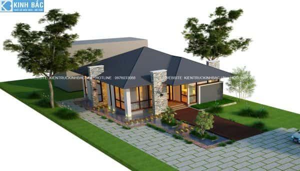 pc3 e1471545275453 - Thiết kế nhà 1 tầng đẹp