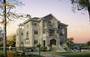 thiet ke biet thu phong cach chau au dep 1451028556 biet thu co dien dep 300x192 - Tư vấn mẫu thiết kế biệt thự đẹp ở Đà Nẵng