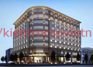 thiet ke khach san 009b 300x217 - Thiết kế khách sạn 3 sao