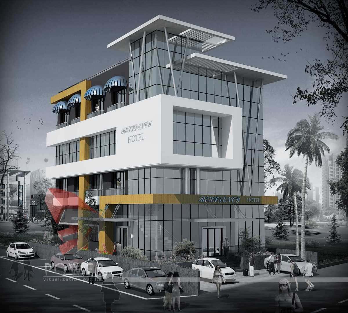 thiet ke khach san 184215 3cb52 - Thiết kế khách sạn 4 sao