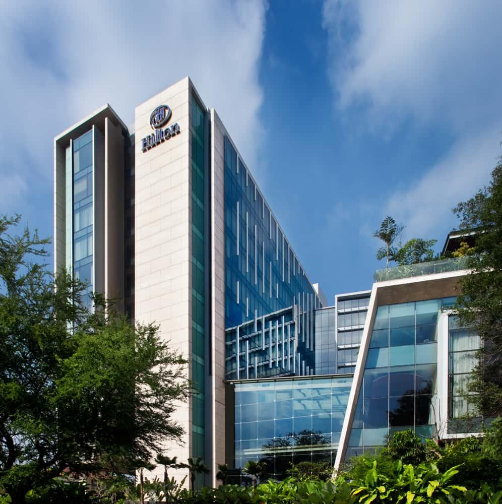 thiet ke khach san azing And  - Những mẫu thiết kế khách sạn đẹp