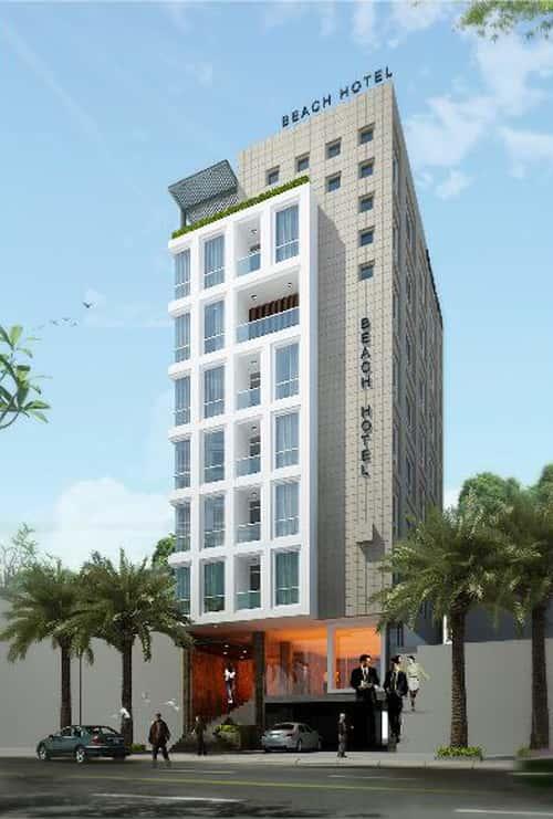 thiet ke khach san mini 001dsa 1 - Thiết kế khách sạn mini