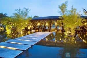 thiet ke khu nghi duong dep 001c 300x200 - Thiết kế khu nghỉ dưỡng, resort