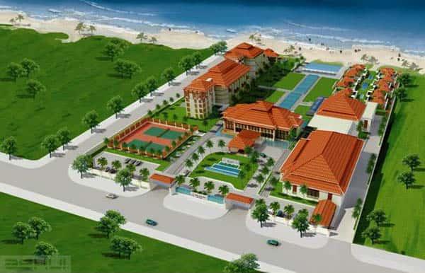 Thiết kế khu nghỉ dưỡng, resort
