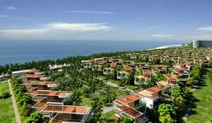 thiet ke khu nghi duong dep 001tr 300x175 - Thiết kế khu nghỉ dưỡng, resort