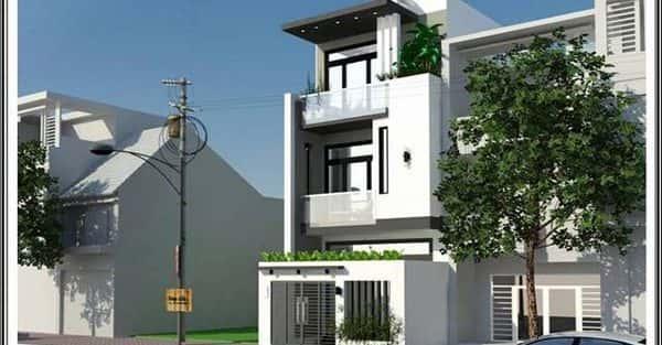 Bộ sưu tập mẫu thiết kế nhà 3 tầng đẹp