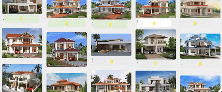 Các dự án thiết kế nhà mái thái đẹp đã thực hiện