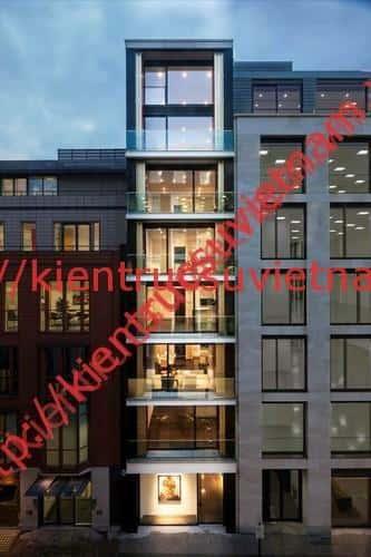 thiet ke nha nghi - 25 Mẫu thiết kế nhà đẹp hiện đại nhiều người thích thú