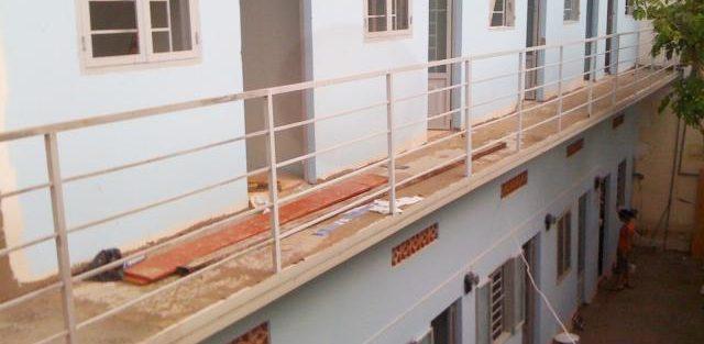 Thiết kế thi công xây nhà trọ, cho sinh viên thuê