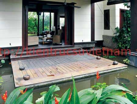483 Biet thu dep phong cach Nhat Ban - Thiết kế biệt thự kiểu nhật đẹp có sân vườn