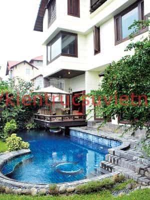 488 Biet thu dep phong cach Nhat Ban - Thiết kế biệt thự kiểu nhật đẹp có sân vườn