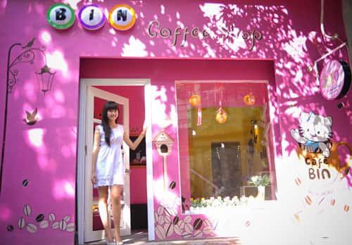 6 9 1311616399 49 93a110725prbincoffee 1 - Vẽ tranh tường quán Cafe
