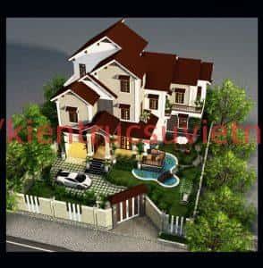 A4 294x300 - Kiến trúc sư Huỳnh Văn Lý đam mê và tâm huyết với nghề nghiệp