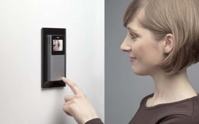 Digihome Door Phone 1 640x400 - Chuông cửa có màn hình trong nhà thông minh