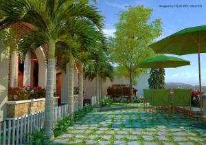 Mẫu thiết kế quán cafe đẹp ở Nha Trang 8 300x211 - Bộ sưu tập những mẫu thiết kế quán cafe đẹp