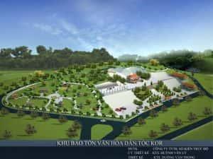 PCTT KHU BAO TON 300x225 - Kiến trúc sư Huỳnh Văn Lý đam mê và tâm huyết với nghề nghiệp