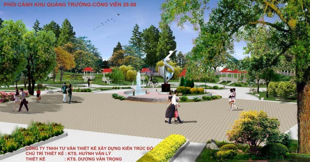 QUANG TRUONG - Kiến trúc sư Huỳnh Văn Lý đam mê và tâm huyết với nghề nghiệp