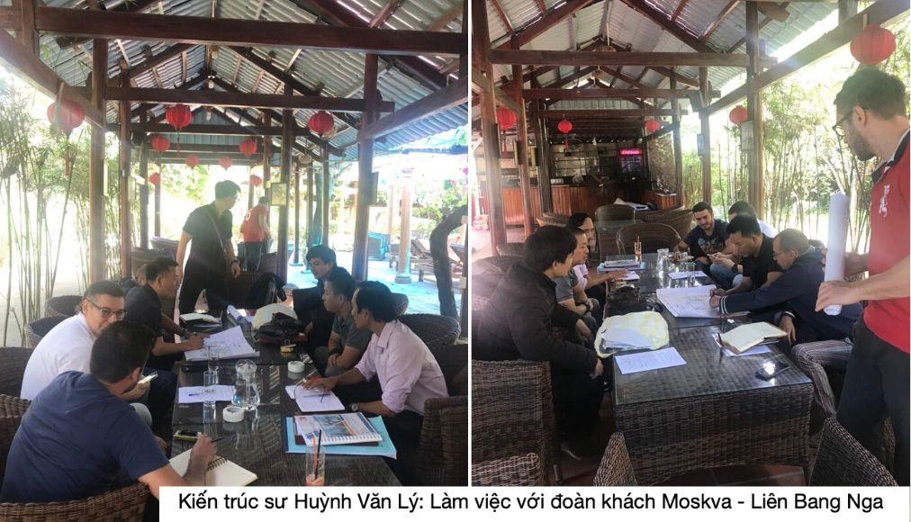 Thiết kế không tên 2 - Kiến trúc sư Huỳnh Văn Lý đam mê và tâm huyết với nghề nghiệp