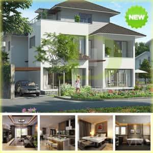Thiet ke Biet Thu1 2 300x300 - Tư vấn mẫu thiết kế biệt thự đẹp ở Đà Nẵng
