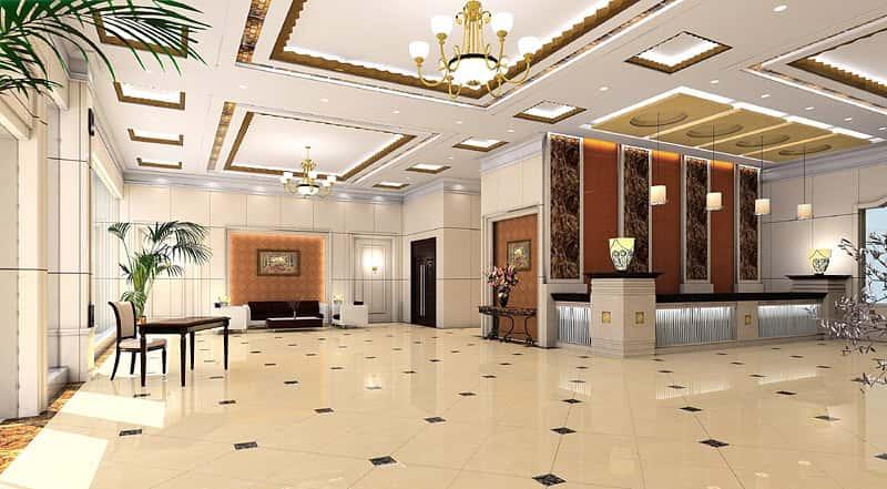 Thiet ke noi that khach san a - Thiết kế nội thất khách sạn đẹp