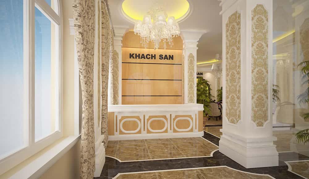Thiet ke noi that khach san g - Thiết kế nội thất khách sạn đẹp