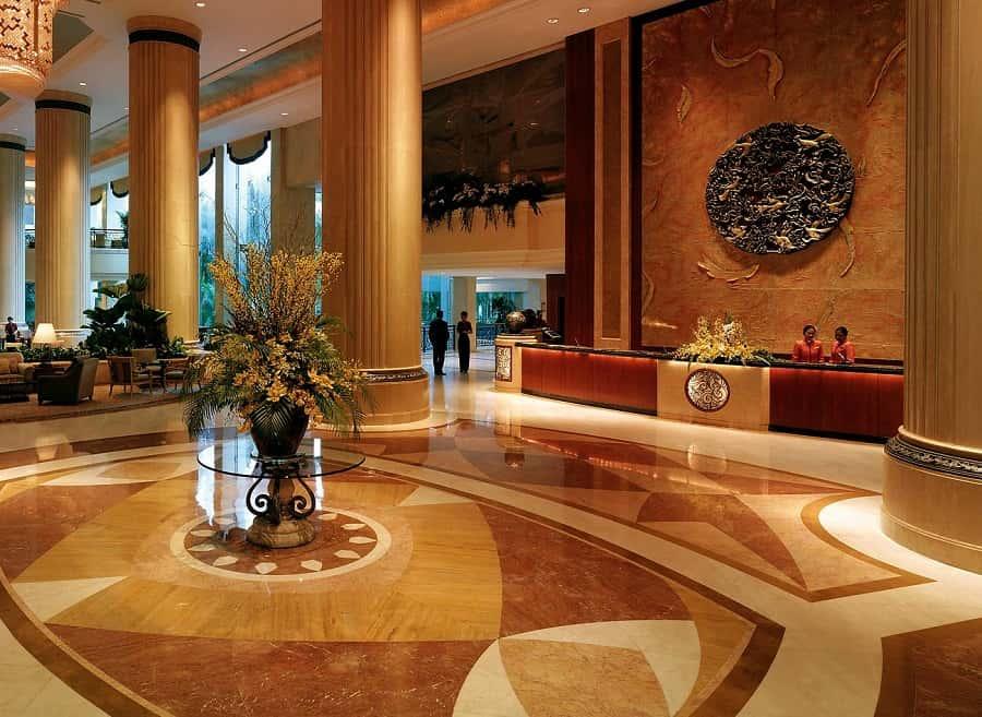 Thiet ke noi that khach san h - Thiết kế nội thất khách sạn đẹp