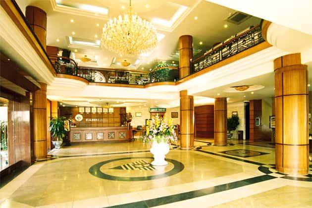 Thiet ke noi that khach san k - Thiết kế nội thất khách sạn đẹp