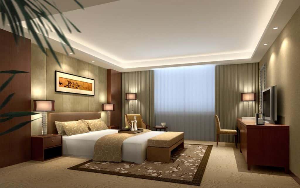 Thiet ke noi that khach san tu - Thiết kế nội thất khách sạn đẹp