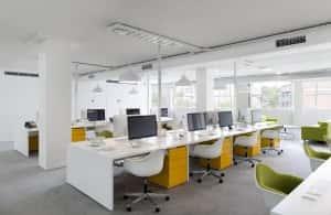 Thiet ke noi that van phong 300x195 - Bộ sưu tập những mẫu thiết nội thất văn phòng đẹp