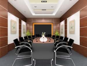 Thiet ke noi that van phong h 300x228 - Bộ sưu tập những mẫu thiết nội thất văn phòng đẹp