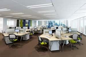 Thiet ke noi that van phong j 300x200 - Bộ sưu tập những mẫu thiết nội thất văn phòng đẹp