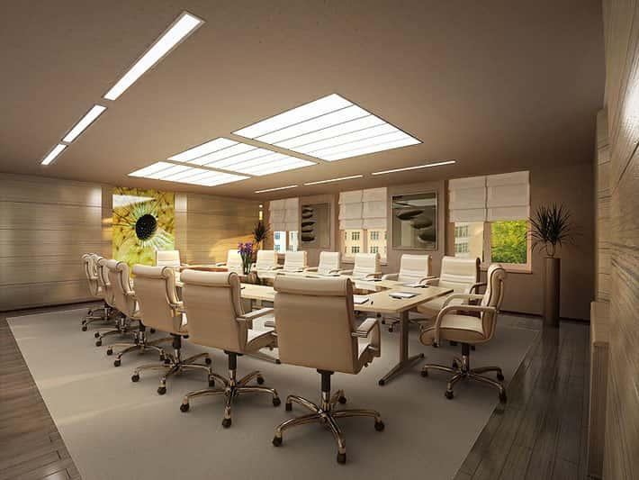 Bộ sưu tập những mẫu thiết nội thất văn phòng đẹp