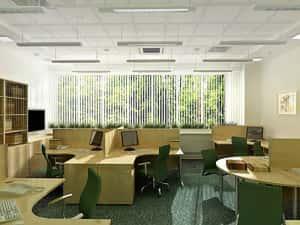 Thiet ke noi that van phong u 300x225 - Bộ sưu tập những mẫu thiết nội thất văn phòng đẹp