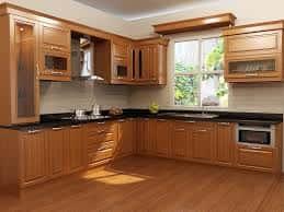 Tu bep dep 01 - Thiết kế nội thất bếp - Ý tưởng táo bạo để khẳng định đẳng cấp